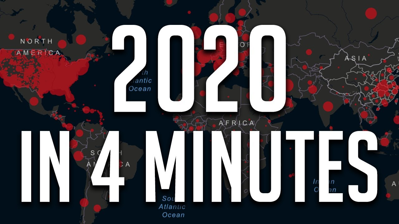 2020 in 4 Minutes