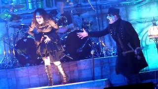 King Diamond - Black Horsemen live @ 013 Tilburg (NL) 2013-aug- 06