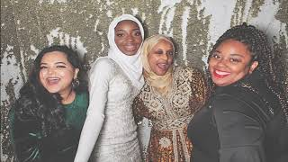 11-16-19 Atlanta Roswell Historic Cottage Photo Booth - Senghor Wedding - Robot Booth