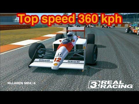 Real Racing 3 Gameplay 1 | McLAREN Mp4/4