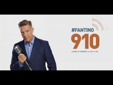 Fantino 910 - 22 Noviembre 2017 - Fantino vuelve de los EMMY y cuenta anécdotas