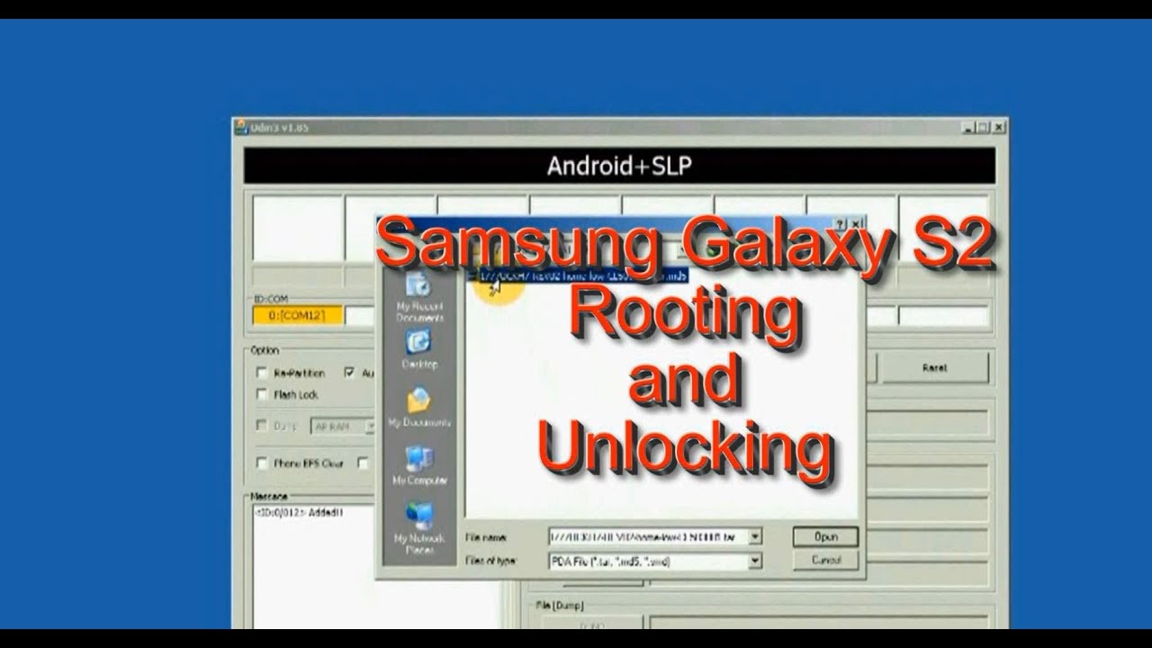 Samsung Galaxy S2 1777 root and unlock tutorial using Z3X Box and Samsung  tool 12 6 Version by myprince485