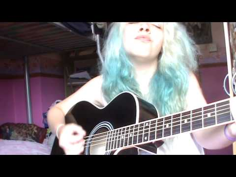 Tangled In The Great Escape   Pierce The Veil ft  Jason Butler - Acoustic Cover
