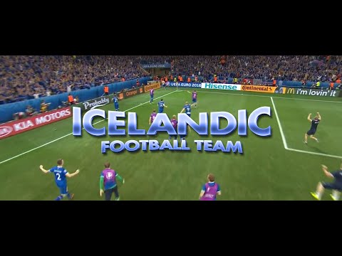 The Icelandic Football Team  - Disney movie - Trailer