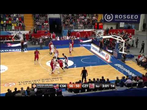 Highlights_ CSKA Moscow-Crvena Zvezda Telekom Belgrade - Video Dailymotion.mp4