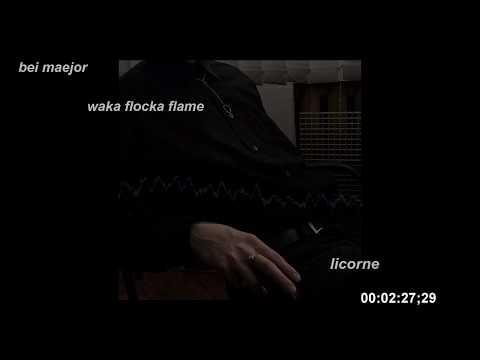 [slow Down] Bei Maejor Ft. Waka Flocka Flame - Lights Down Low