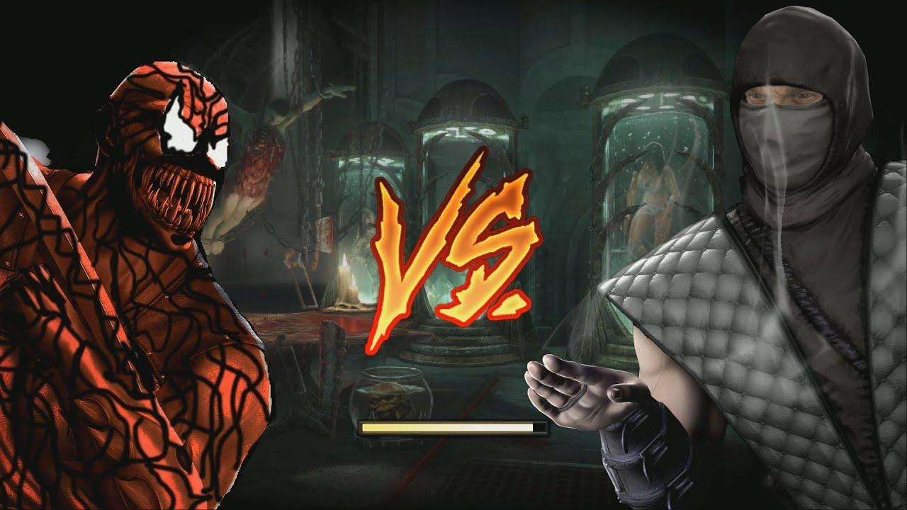 Mortal Kombat 9 Symbiote Carnage - YouTube - photo#22