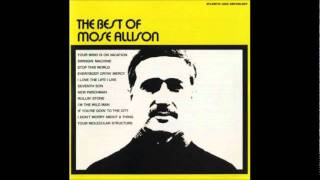 Mose Allison - If you