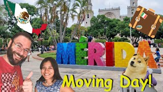 Moving Into Our New Home In Merida Mexico! - Cost of Living in Merida Mexico - Living in The Yucatan