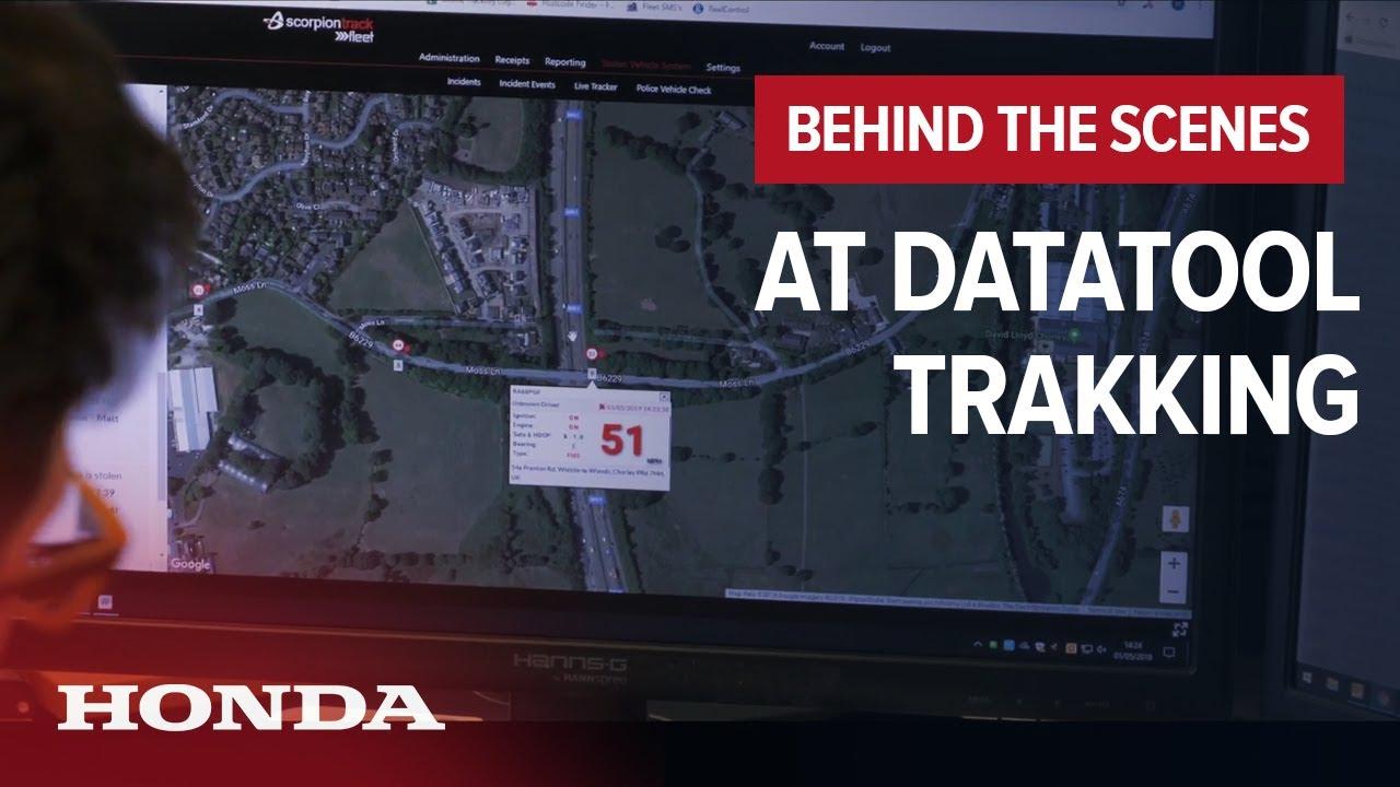 TrakKING: The Best Way to Beat Thieves | Honda Engine Room