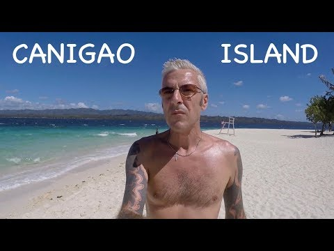 Canigao Island - One of the BEST tropical beaches in Southern Leyte - Philippine daily life