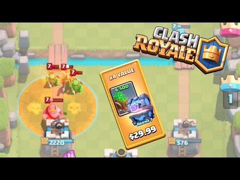 Clash Royale | $30 HOLIDAY DEAL OPENING!