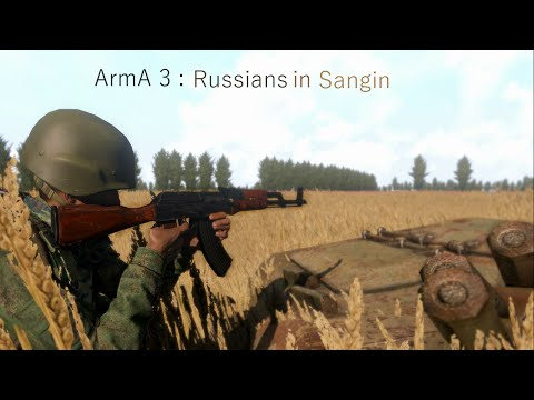 Arma 3: Russians in Sangin