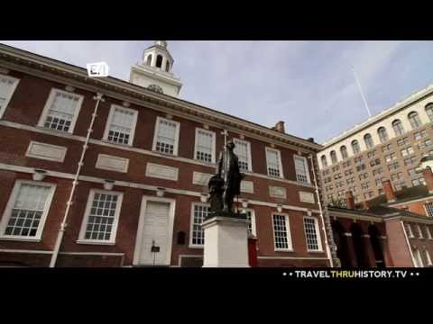 Independence Hall - Philadelphia, PA - Travel Thru History