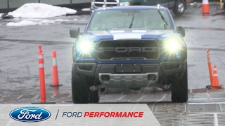 The Ford F-150 Raptor Heads Over to China   F-150 Raptor   Ford Performance