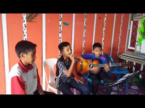 Ku Sesat Dalam Rindu - Aiman Tino (cover by Ridzwan)