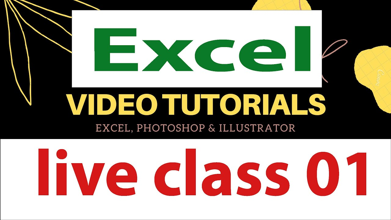 Excel video tutorials for beginners 2020 || How to page setup print preview & setting in excel