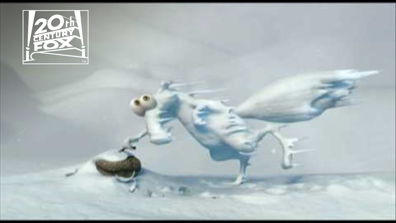 """Download Ice Age: Dawn of the Dinosaurs   Trailer """"Scrat, T-Rex, & the Acorn""""   Fox Family Entertainment"""