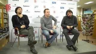 Михаил Козырев и Дмитрий Ревякин. «Нота протеста»