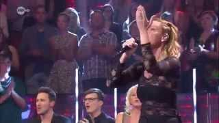 Kate Ryan   Youre not alone Live Sing that Song 10 2014
