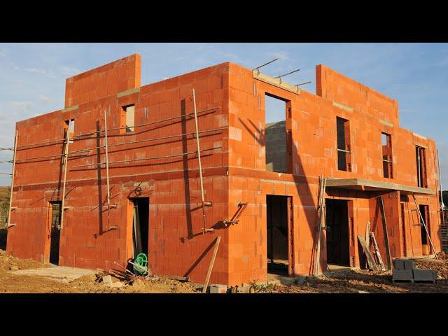 Combien De Temps Ca Prend De Construire Une Maison Construire