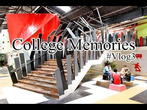 College Memories #Vlog3 (FY BMM 2016-17 @Vidyalankar School of Information Technology)