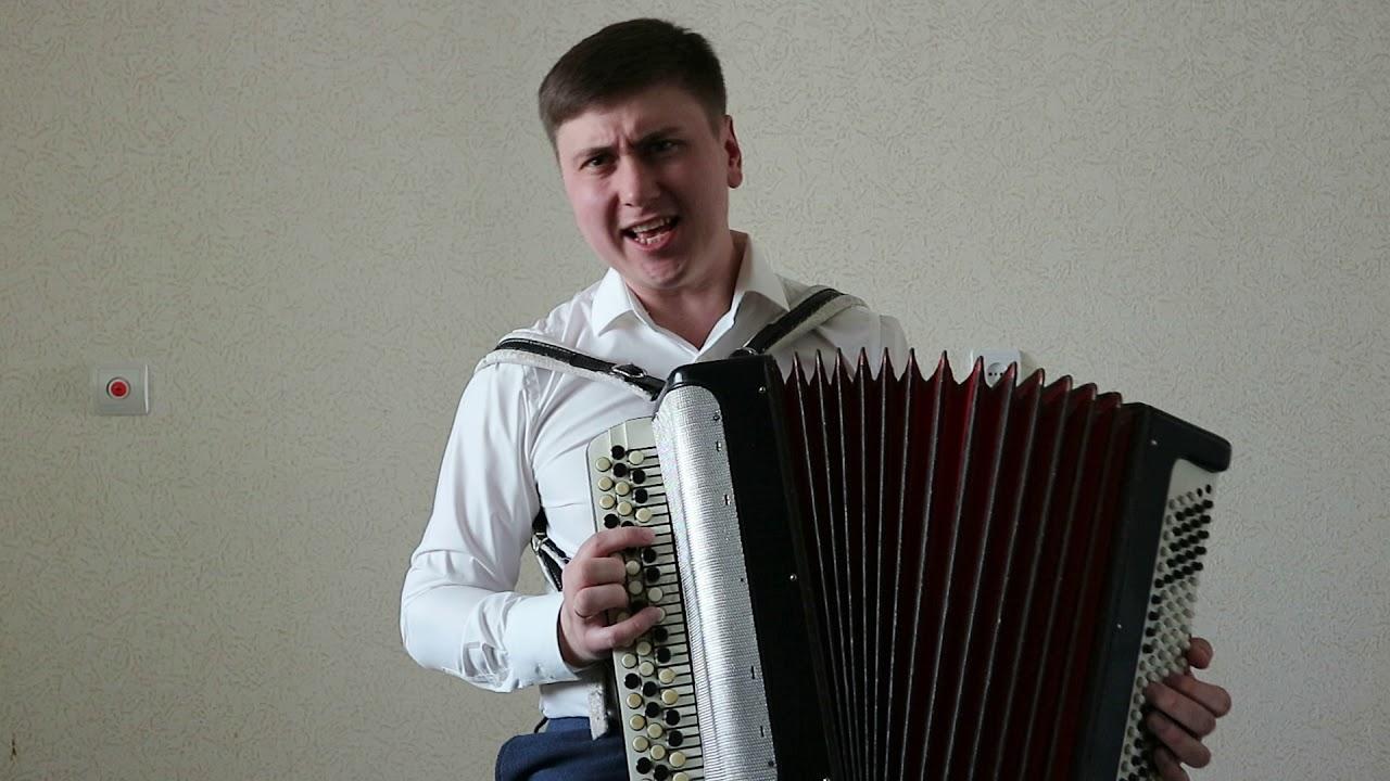 Андрей Сидельников - Фантазер ( Евдокимов кавер под баян)