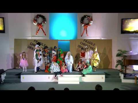 Christmas Hangup's -- Trinity Church Palestine Children's Presentation.