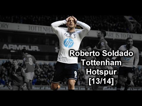 Roberto Soldado - I tried to be perfect [2013/2014]