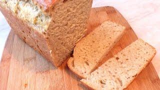 Бездрожжевой хлеб на закваске рецепт how to bake  bread
