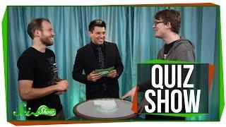 SciShow Quiz Show: Winter Edition with Henry Reich