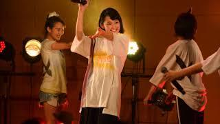 X21のリーダー、吉本実憂が9月17日に開催された<NEXT FUTURE STAGE GRA...