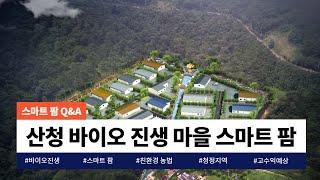 한국태양광연구소 | 스마트팜 분양 (주)산청바이오진생마…