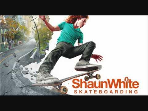 Shaun white skateboarding саундтреки
