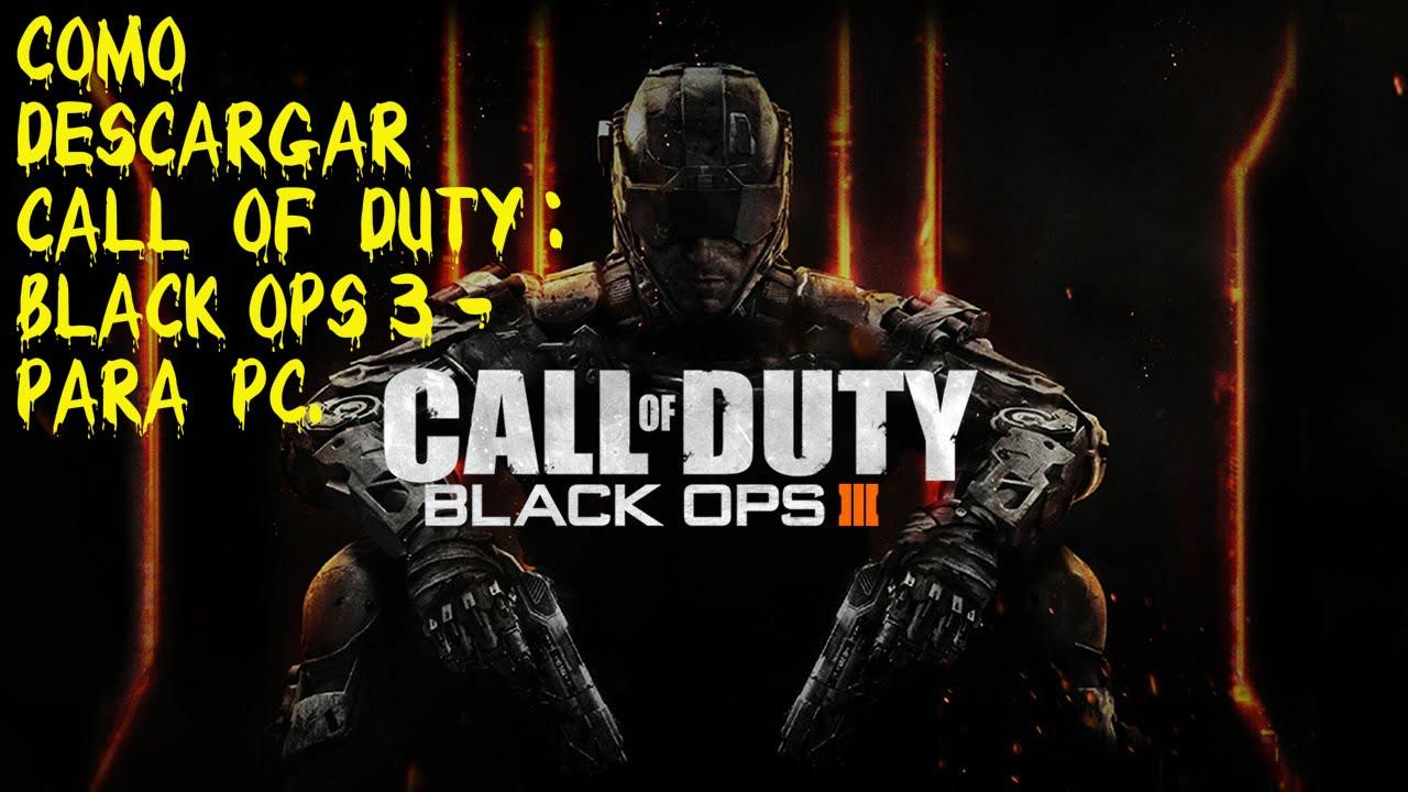 descargar call of duty black ops para android