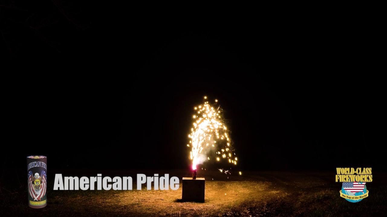 American Pride - World Class Fireworks