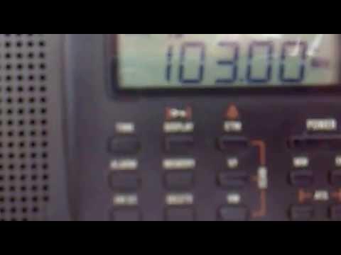 Es Chuvashia 103.0, TR4 Owaz Radio, Uly Balkan Gerşi, Turkmenistan 12.06.2013 - 1871 km