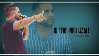 Tikha Ae Gandasa Jatt Da    Karan Aujla    Whatsapp status Punjabi song status latest song  2019