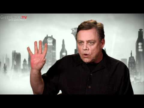 Batman Arkham City: Exclusive Interview with Mark Hamill Voice Of The Joker