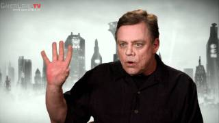 Batman Arkham City Exclusive Interview with Mark Hamill Voice Of The Joker