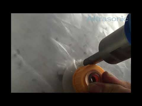 ultrasonic handheld spot welding machine for palstic bag
