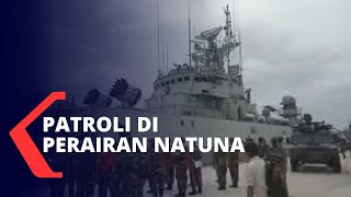 Usai Disinggahi China, Pangkogabwilhan Patroli Udara Jaga Perairan Natuna