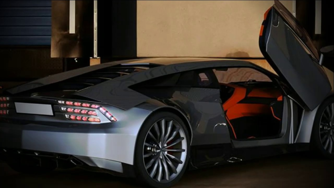 2016 delorean concept