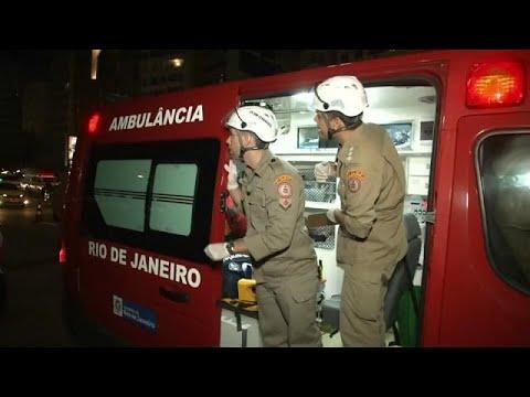 Despiste em Copacabana provoca vítima mortal
