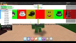 MAKING SO MUCH PROFIT!!! | Roblox | Case Clicker