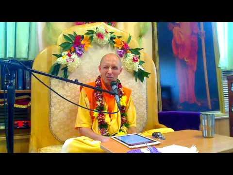 Бхагавад Гита 9.14 - Бхакти Ананта Кришна Госвами