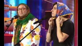 Смотреть Юмористы Галкин и Гальцев - Красная Шапочка пришла к бабушке! онлайн
