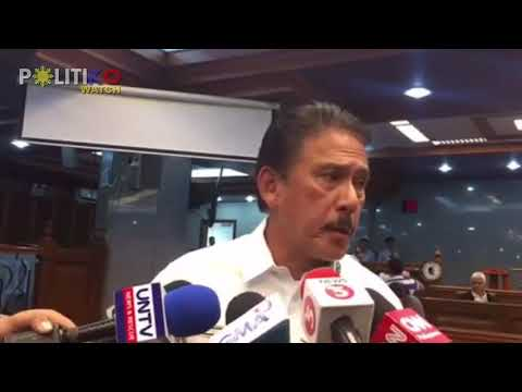 Sotto: Cosmetics tax can't be completely removed