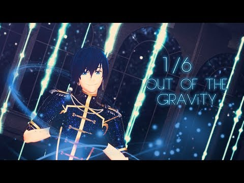 [MMD] KAITO - 1/6 Out of the Gravity [test model]