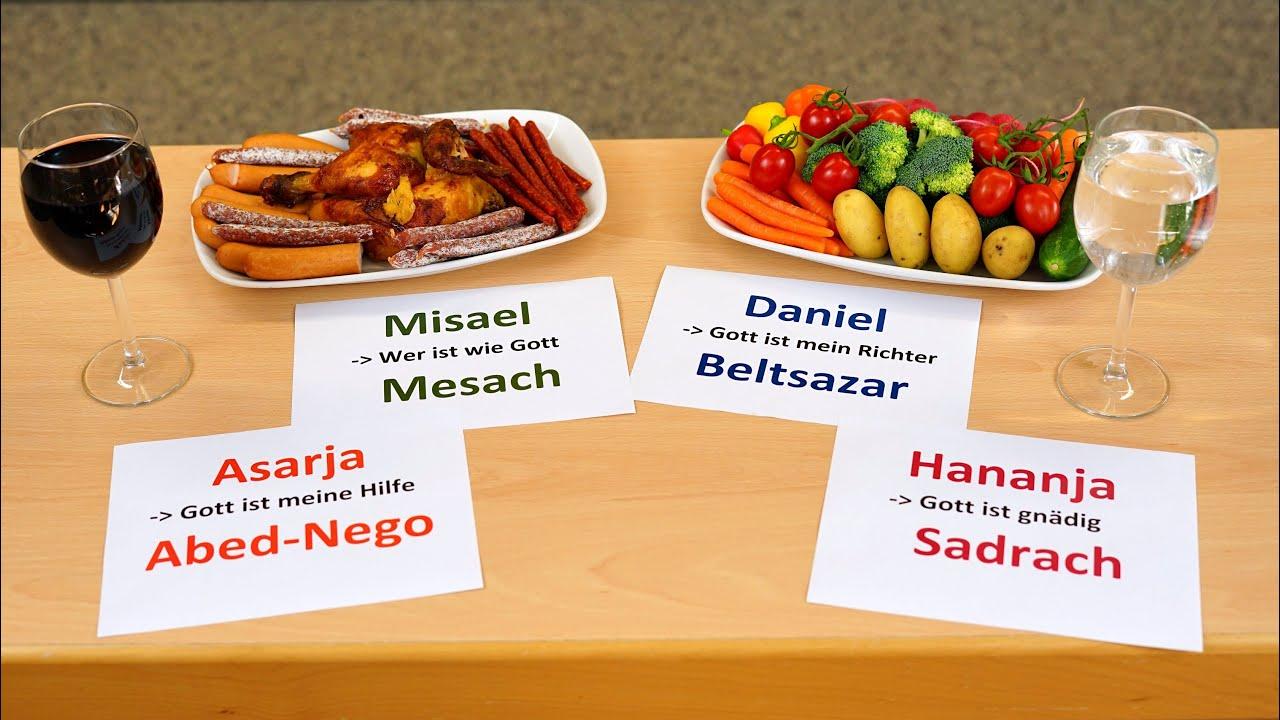 Sonntagschule - Die Treue Daniels (#Kinderstunde #Kinderkirche #Kindergottesdienst)